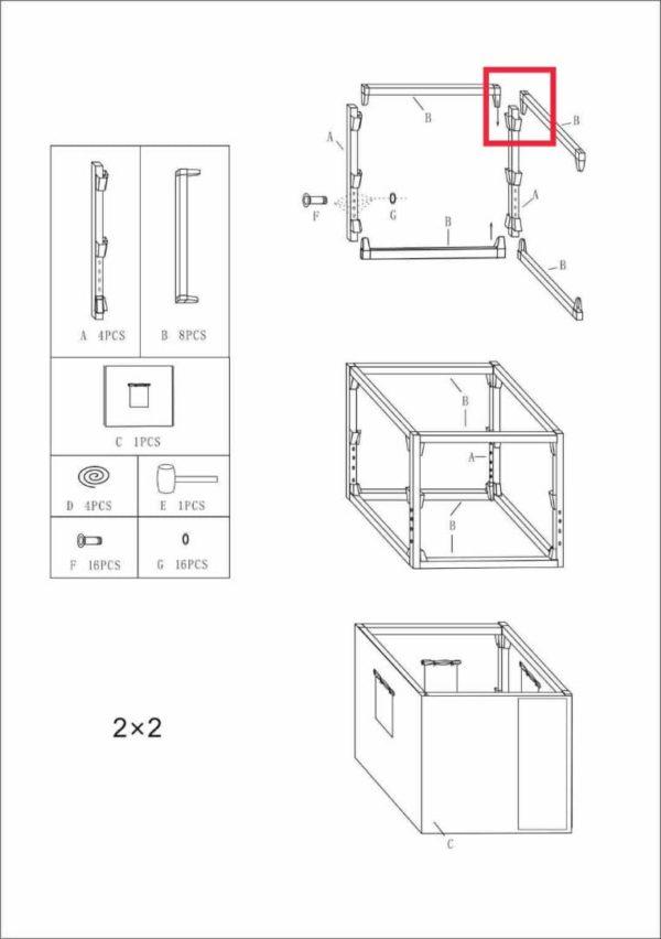 sukkah setup