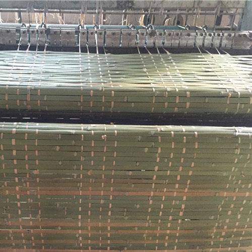 bamboo mats making